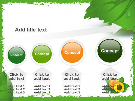 Peach PowerPoint Template Slide 13