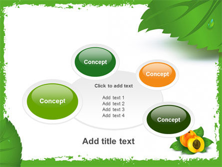 Peach PowerPoint Template Slide 16