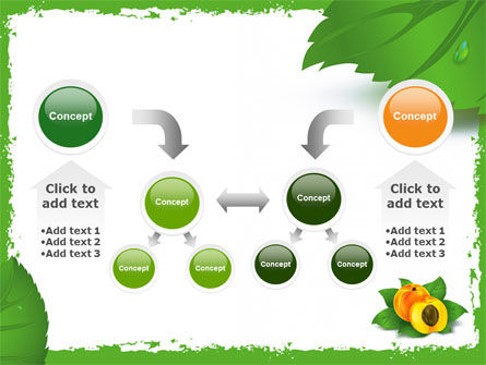Peach PowerPoint Template Slide 19