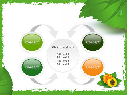 Peach PowerPoint Template Slide 6