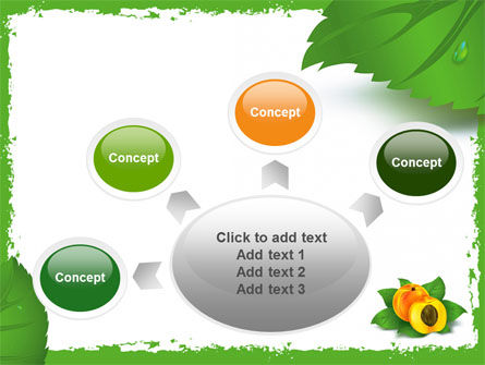 Peach PowerPoint Template Slide 7