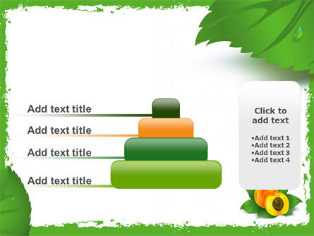 Peach PowerPoint Template Slide 8