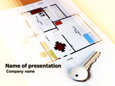 Apartment PowerPoint Template#1