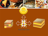 Pastry In Collage PowerPoint Template#19