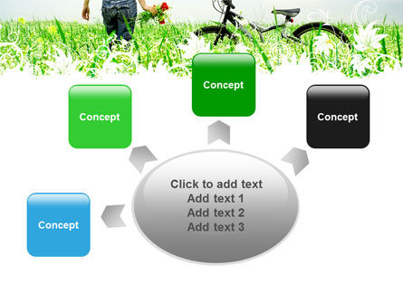In the Field PowerPoint Template Slide 7