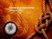 Business Concepts: Marine PowerPoint Vorlage #05777