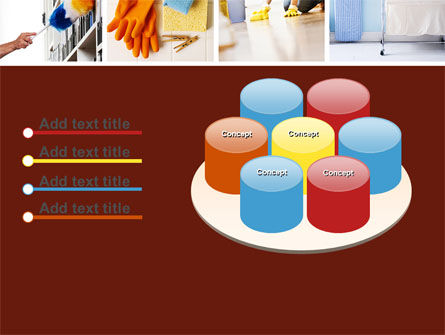Housecleaning PowerPoint Template Slide 12