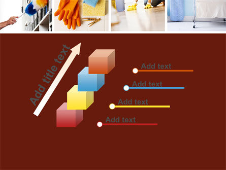 Housecleaning PowerPoint Template Slide 14