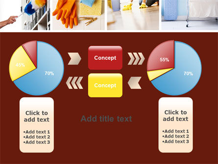 Housecleaning PowerPoint Template Slide 16