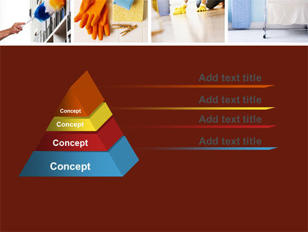 Housecleaning PowerPoint Template Slide 4