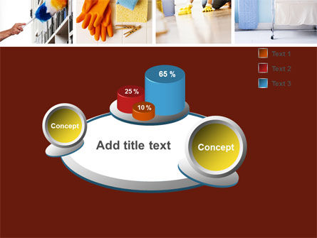 Housecleaning PowerPoint Template Slide 6