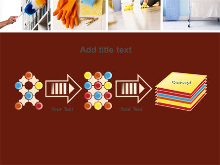 Housecleaning PowerPoint Template Slide 9