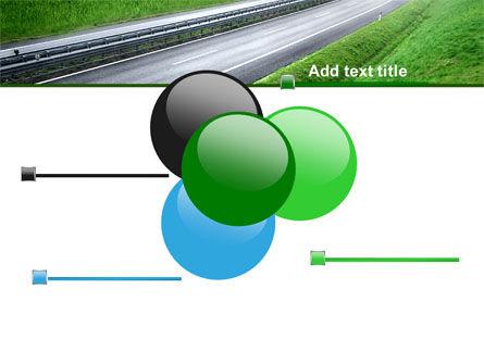 Dawn Highway PowerPoint Template Slide 10