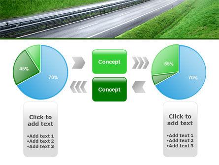Dawn Highway PowerPoint Template Slide 11