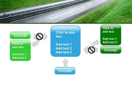 Dawn Highway PowerPoint Template Slide 13