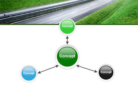 Dawn Highway PowerPoint Template Slide 14