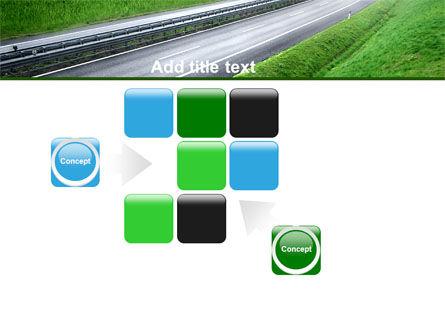 Dawn Highway PowerPoint Template Slide 16