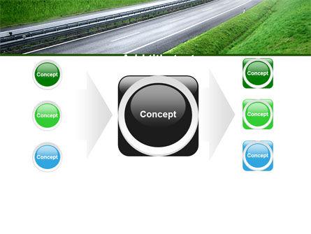 Dawn Highway PowerPoint Template Slide 17