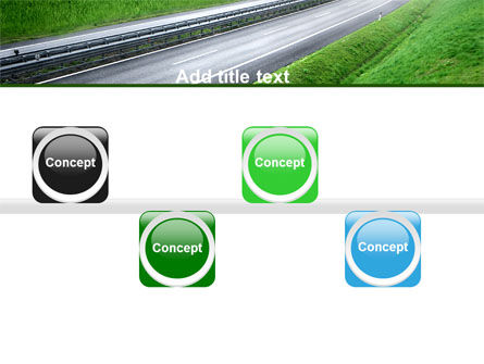Dawn Highway PowerPoint Template Slide 19