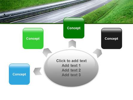 Dawn Highway PowerPoint Template Slide 7