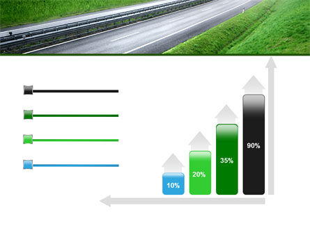 Dawn Highway PowerPoint Template Slide 8