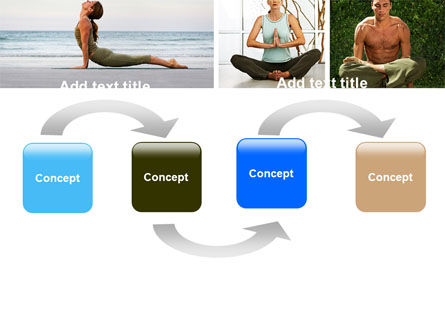 Yoga PowerPoint Template Slide 4