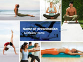 Yoga powerpoint templates and backgrounds for your presentations sports yoga powerpoint template 05782 toneelgroepblik Images