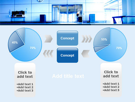 Entrance Hall PowerPoint Template Slide 11