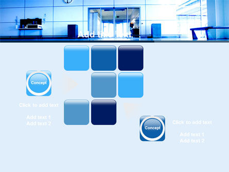 Entrance Hall PowerPoint Template Slide 16