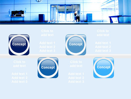 Entrance Hall PowerPoint Template Slide 19