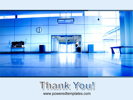 Entrance Hall PowerPoint Template Slide 20