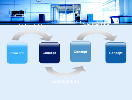 Entrance Hall PowerPoint Template, Slide 4, 05784, Business — PoweredTemplate.com
