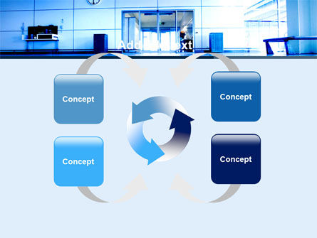 Entrance Hall PowerPoint Template Slide 6