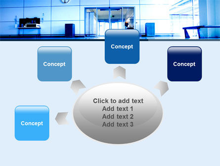 Entrance Hall PowerPoint Template Slide 7