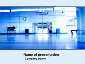 Business: Entrance Hall PowerPoint Template #05784