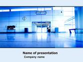 Business: エントランス・ホール - PowerPointテンプレート #05784