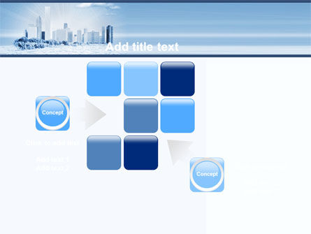 Ice City PowerPoint Template Slide 16