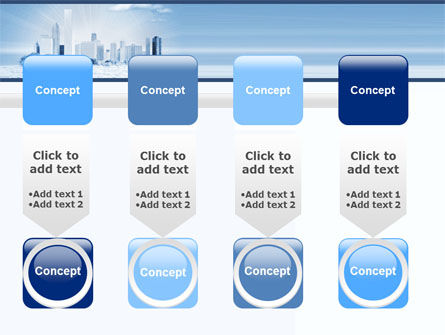 Ice City PowerPoint Template Slide 18