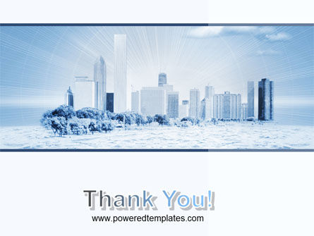 Ice City PowerPoint Template Slide 20