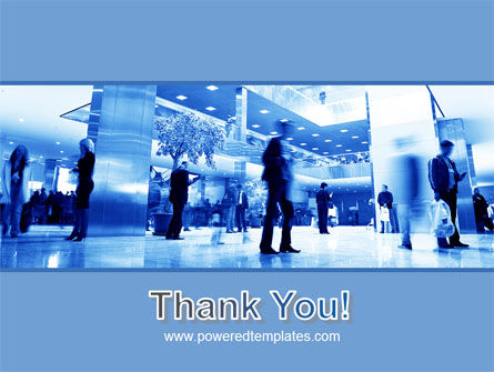 Hall PowerPoint Template Slide 20