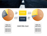 Long Distance Road PowerPoint Template#16