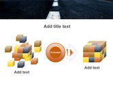 Long Distance Road PowerPoint Template#17
