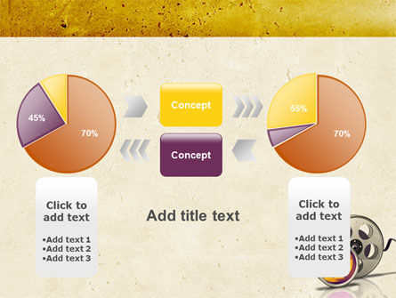 Moving Pictures PowerPoint Template Slide 16