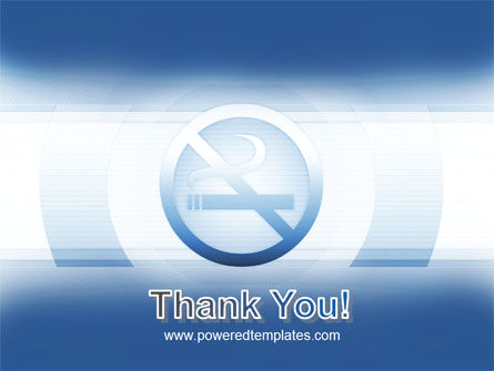 Stopping Smoking PowerPoint Template Slide 20
