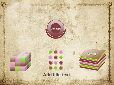 Grapes Ornament PowerPoint Template Slide 19