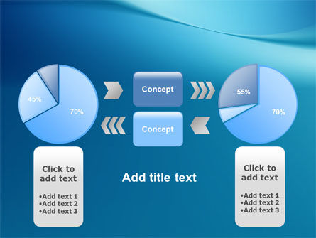 Clean Blue PowerPoint Template Slide 11
