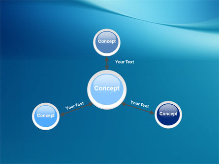 Clean Blue PowerPoint Template Slide 14