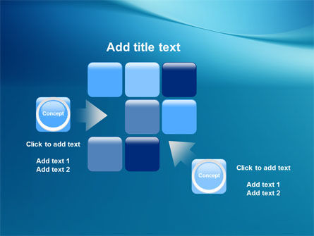 Clean Blue PowerPoint Template Slide 16