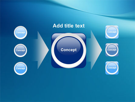 Clean Blue PowerPoint Template Slide 17