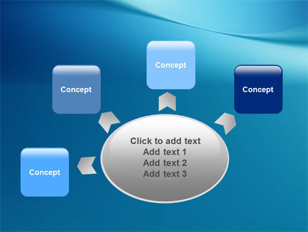 Clean Blue PowerPoint Template Slide 7